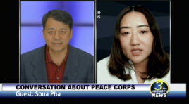 SOUA PHA | A HMONG AMERICAN SERVING IN THE PEACE CORPS