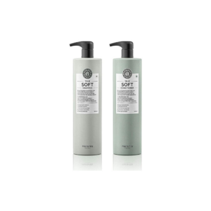 Shampoo & Conditioner for Softer Hair