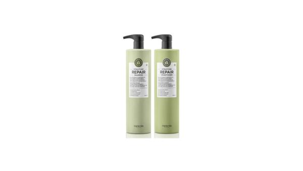 Structure Repair Shampoo & Conditioner
