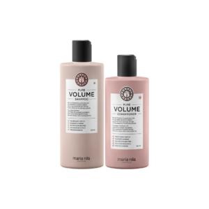 Volumizing Shampoo & Conditioner