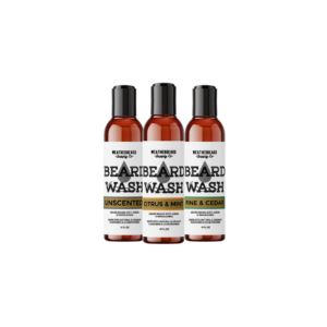 Beard Wash Shampoo & Conditioner