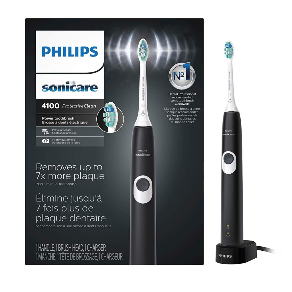 Dental Care Tips - Electric Toothbrush