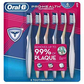 Brush Your Teeth With Oral-B