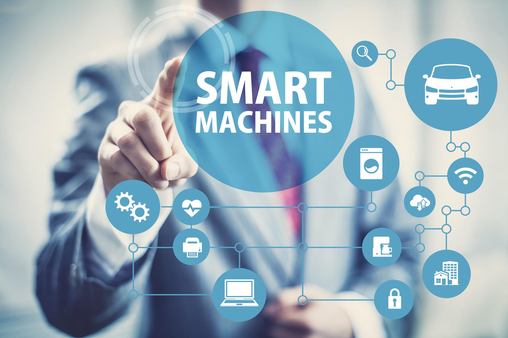 Smart machines use Intelligent Technology