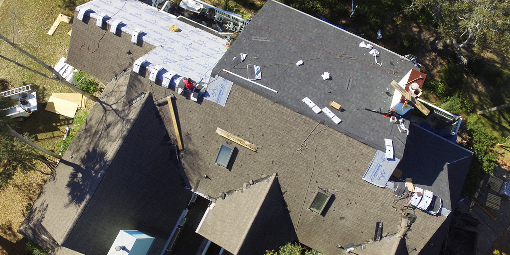 Clyde Nettles Residential Roof Replacement