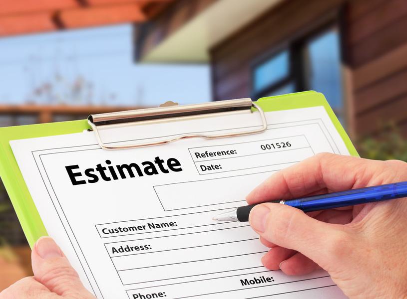 Clyde Nettles Roofing Estimate