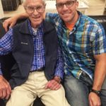 Maternal grandpa was there at this adoptee's birth