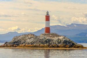 Faro Les Éclaireurs - Estreito de Beagle, Tierra del Fuego, Chile/Argentina