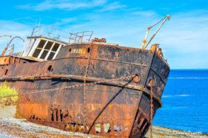 Navio - Estreito de Magalhães, Chile