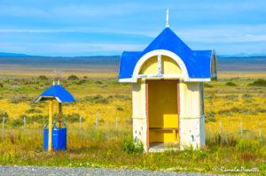 Ponto de ônibus - Ruta 9, Puerto Natales, Chile