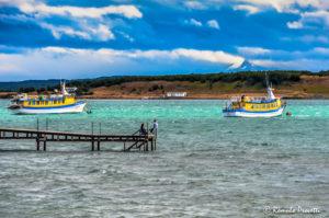 Estreito de Magalhães - Punta Arenas, Chile