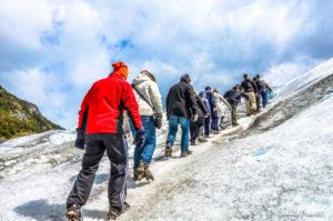 Caminhada no gelo - Glaciar Perito Moreno, Argentina