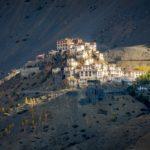 Ki Monastery - Spity Valley, Divisa Índia e Tibete