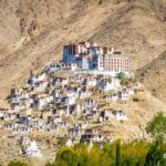 Chemrey Monastery - Ladakh, Índia
