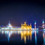 Sikh Golden Temple - Amritsar, Índia