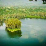 Gobind Sagar Lake - Himachal Pradesh, Índia