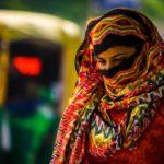 Mulher - Nova Délhi, Índia