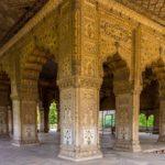 Diwan-i-Aam, Red Fort - Nova Délhi,, Índia