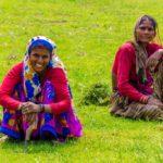 Mulheres - Red Fort, Nova Délhi,, Índia