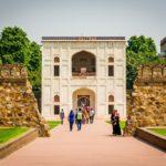 Humayun Tomb - Nova Délhi,, Índia