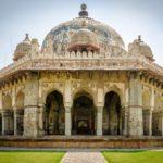 Isa Khan Tomb - Nova Délhi, Índia