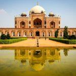 Humayun Tomb -  - Nova Délhi, Índia