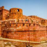 Red Fort - Agra, Índia