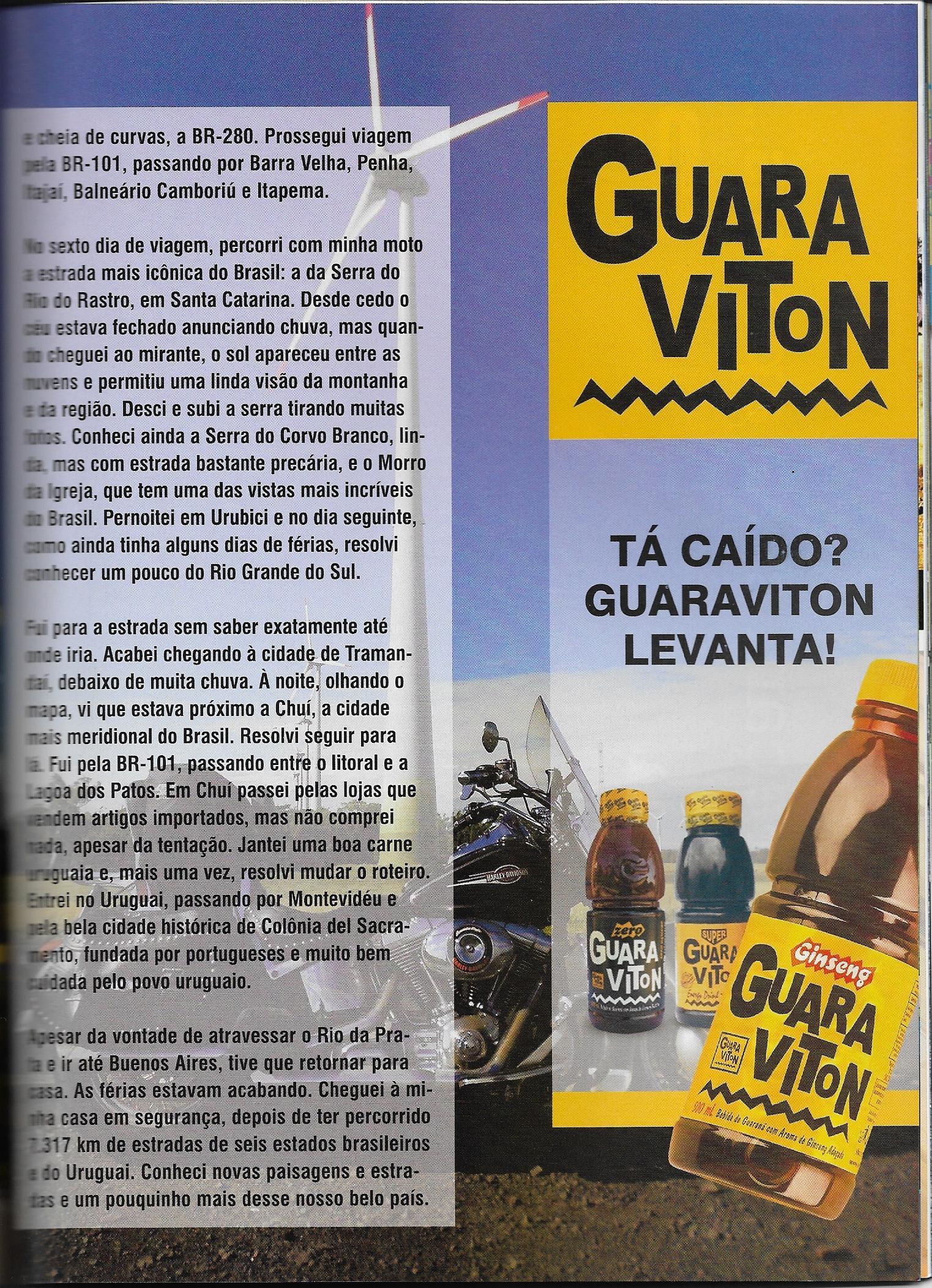Revista Duas Rodas 467