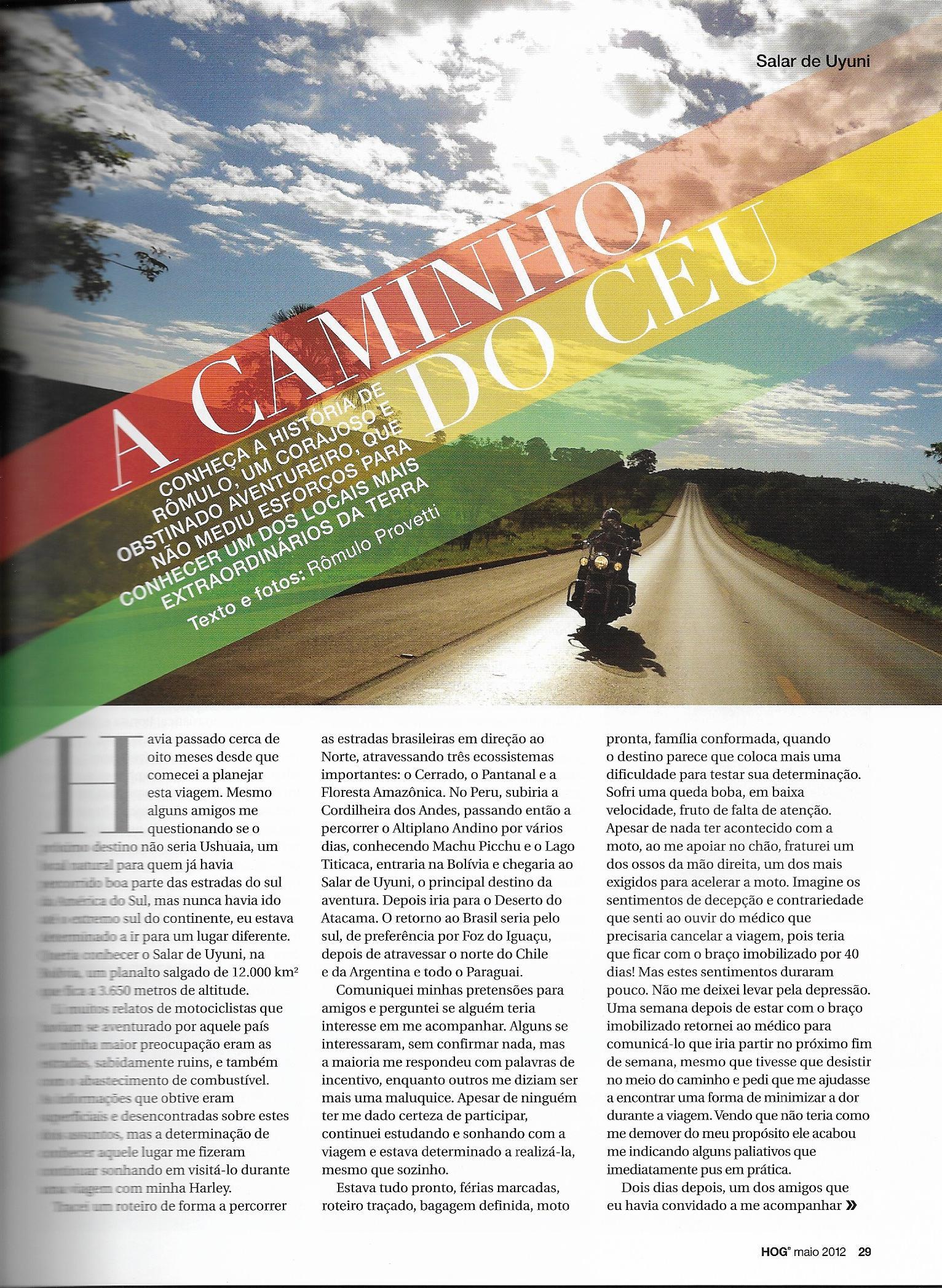 Revista HOG Brasil