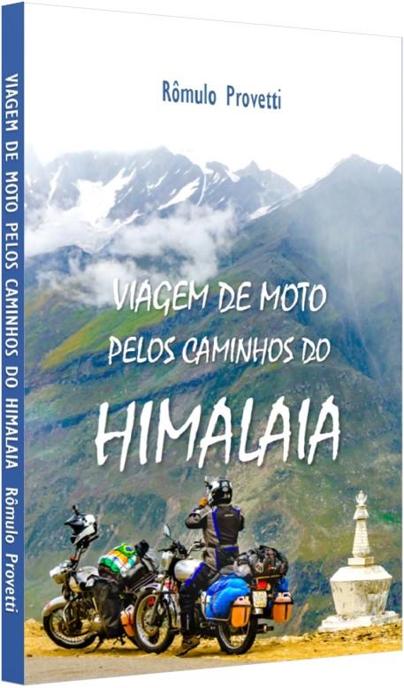 Livro Pelos Caminhos do Himalaia
