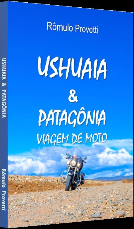 Livro Ushuaia e Patagônia