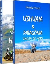 Livros sobre viagens de moto