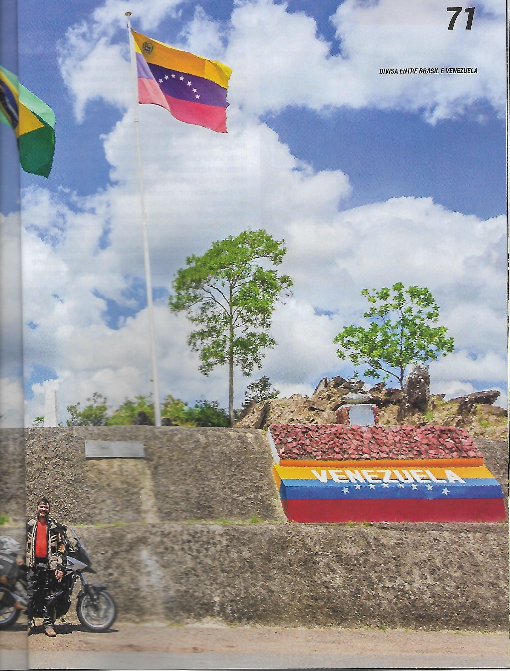 Revista Duas Rodas - Viagem de Moto