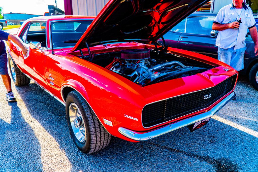 Hondo Car show