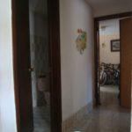 5.- Casa Demita - Hall to half bathroom & Service room