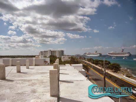 6.- Desarrollo Albatros - View to docks