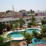 6.- Hotel Aguilar - Swimming pool