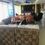 1.-Penthouse piso 11 - Living room