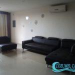 2.- Departamentos Emilia - Living room