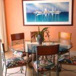 8.- Condo Las Brisas 602 - Dining room area