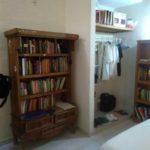 12.- Casa Amor - Bedroom 1 high ceiling