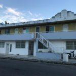 10.- Departamentos Margarita - Front entrance to bilding