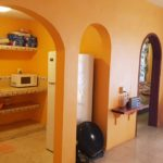2.- Casa Alegre - Living room - Kitchen
