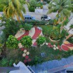 19.- Condo Casa Blanca 8 - Garden Area