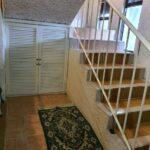 14.- Casa Tomas - Stairs and storage area