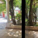 22.- Casa Tomas - Entrance to Back Patio