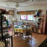 7.- Casa Tomas - Living dinning area