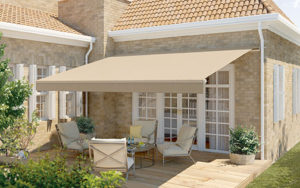 SunSetter Platinum Retractable Awning