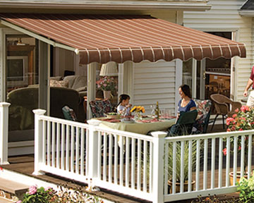 SunSetter Manual VISTA awning