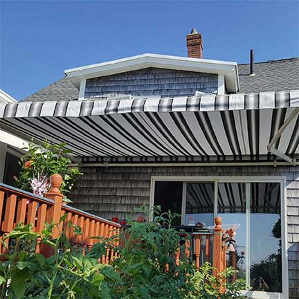 Mr Awnings testimonial image